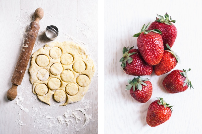 Dough-Strawberries